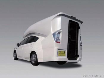 Prius-camper