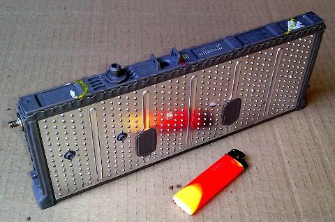 Модуль батареи Приус NHW20