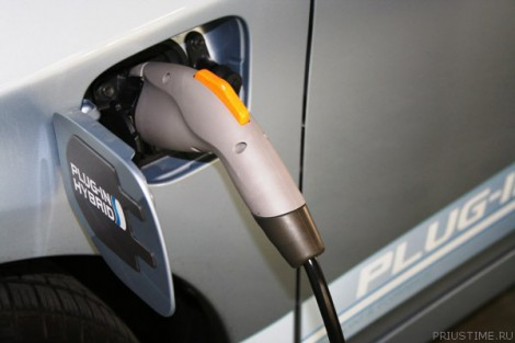 PRIUS PHV CHARGE