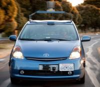 Google-Prius