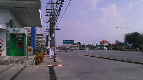 Тайские дороги
