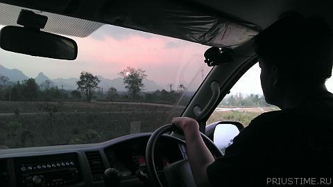 Thai driver