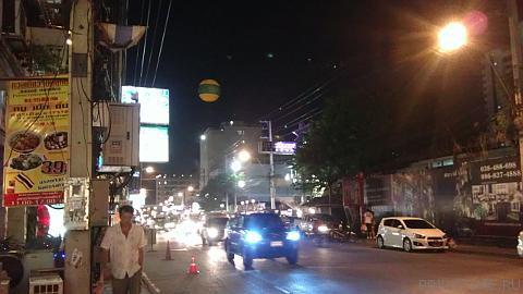 Ночью в Паттае
